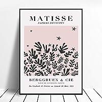 Henri Matisseポスター寝室リビング部屋装飾Matisse壁アートパネル家玄関フォーヴィスム画像壁装飾複数サイズMatisse絵画版画キャンバス