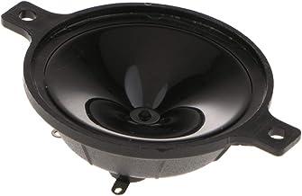 Homyl Ultrasonic Tweeter 2-inch Waterproof Piezo Horn Speaker 1 Set