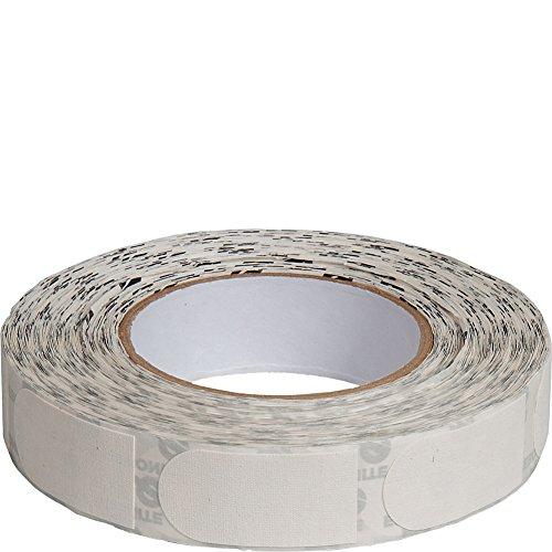 Ebonite Bowling Tape, Ultra Grip, 2,5cm, Weiß, 500 Stück