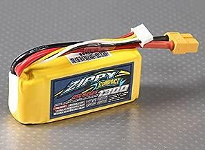 Best zippy compact 1300mah 3s 25c lipo pack Reviews