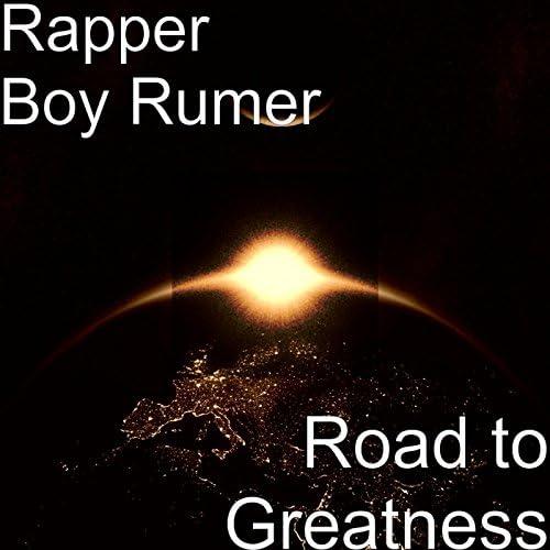 Rapper Boy Rumer