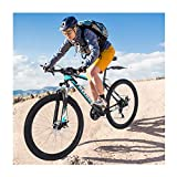 DEESEE Mountain Bike, 26 inch 21 Speed ​​Aluminum Bicycle, Lightweight Commuter Bikes with...