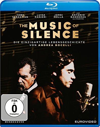 The Music of Silence - Die einzigartige Lebensgeschichte von Andrea Bocelli [Blu-ray]