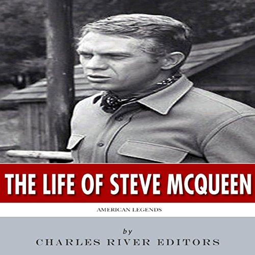 American Legends: The Life of Steve McQueen cover art