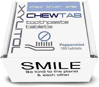 toothpaste pills