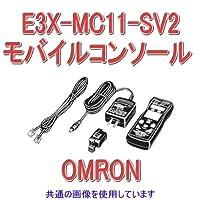 オムロン(OMRON) E3X-MC11-SV2 デジタルファイバセンサ(モバイルコンソール) (セット形式) NN