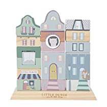 Little-Dutch-LD4430-Bloques-Juego-de-construccion-Multicolor-4430