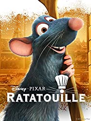 Watch Ratatouille Disney Movie while making kid-friendly Ratatouille