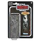 Star Wars The Black Series Han Solo (Carbonite) 6-Inch-Scale The Empire Strikes Back 40TH Anniversary Collectible Figure with Stand (Amazon Exclusive)