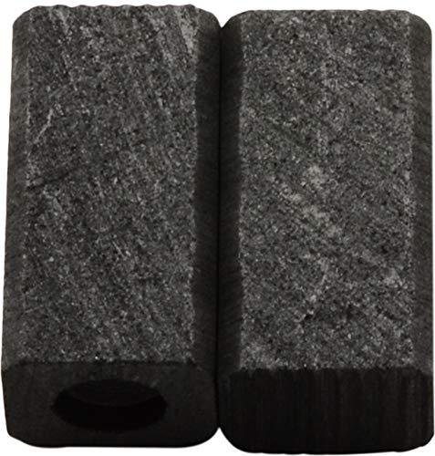 Escobillas de Carbón para BLACK & DECKER KD561-6x7x13mm - 2.4x2.8x5.1