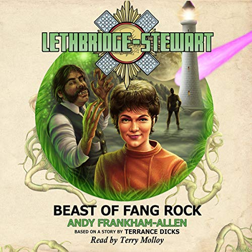 『Lethbridge-Stewart: Beast of Fang Rock』のカバーアート