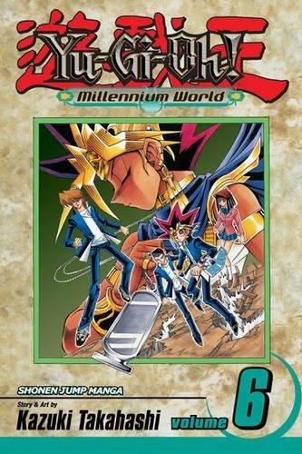 Yu GI Oh Milennium World: Volume 6: The Name of the Pharaoh: 06