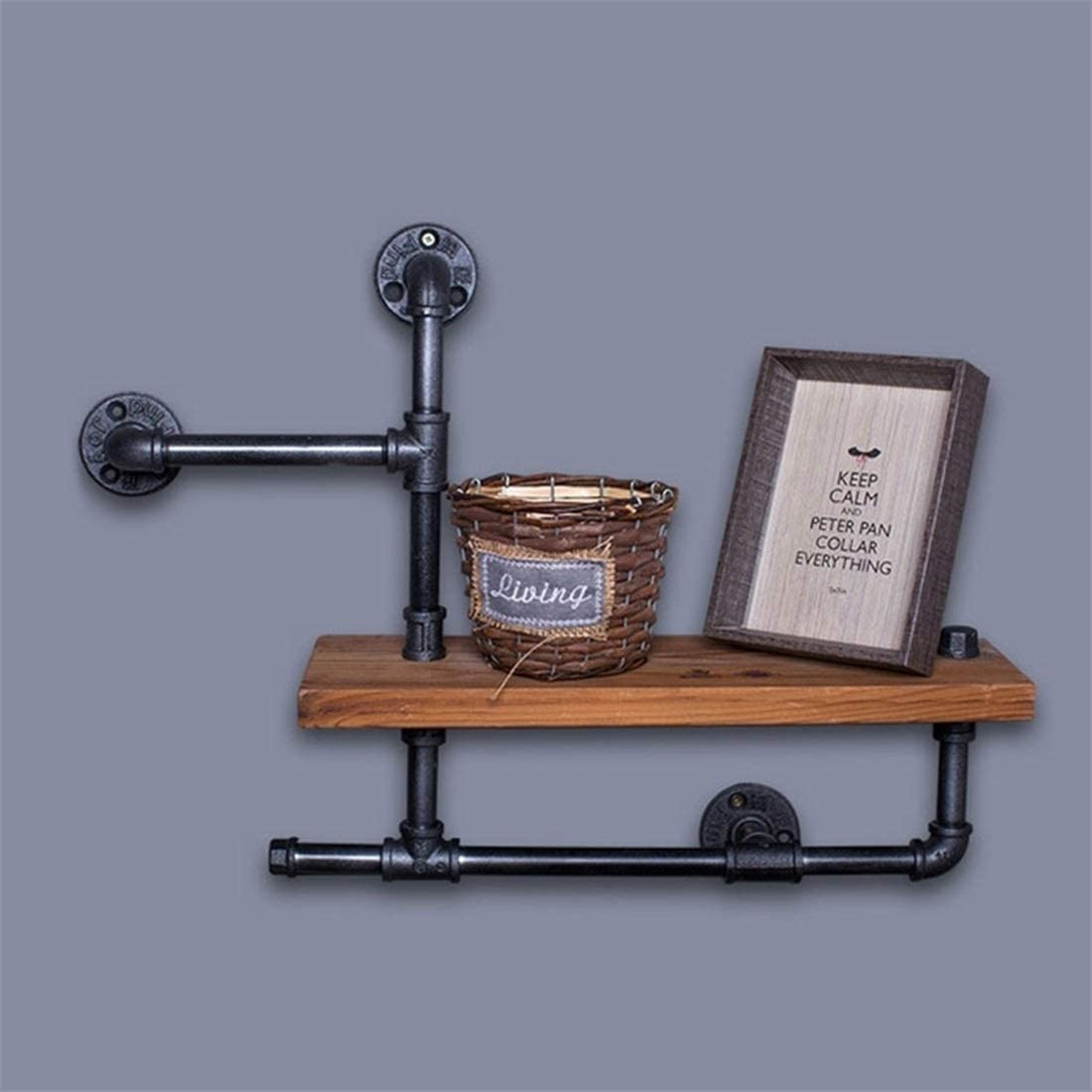 Wall Mounted Shelf Shelves Max 78% OFF Floating Mounte Great interest