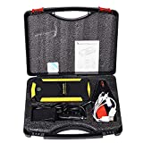 YGBH Car Jump Starter, 12V Lithium-Ion Jump Starter Battery Booster with 4 USB Charging 3 Modes LED Flashlight Power Bank for Starting Gasoline And Diesel Engines