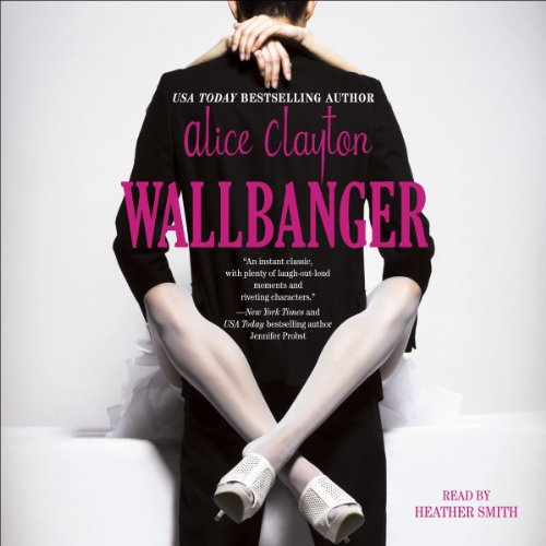 Wallbanger audiobook cover art