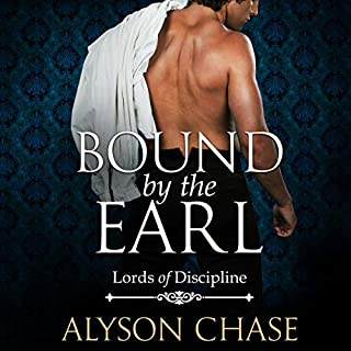 Bound by the Earl audiobook cover art