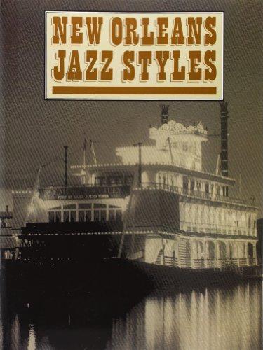 New Orleans Jazz Styles Piano: Noten für Klavier