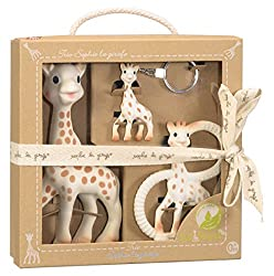 baby shower ideas - teething toys gift set