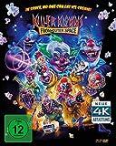 Killer Klowns (Remastered Mediabook, 1 Blu-ray + 1 DVD + 1 Bonus-DVD)