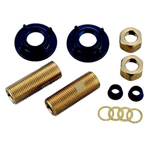 Kingston Brass ABT130-4 Vintage Adaptor,Brass/Antique Brass,1.5-Inch IPS