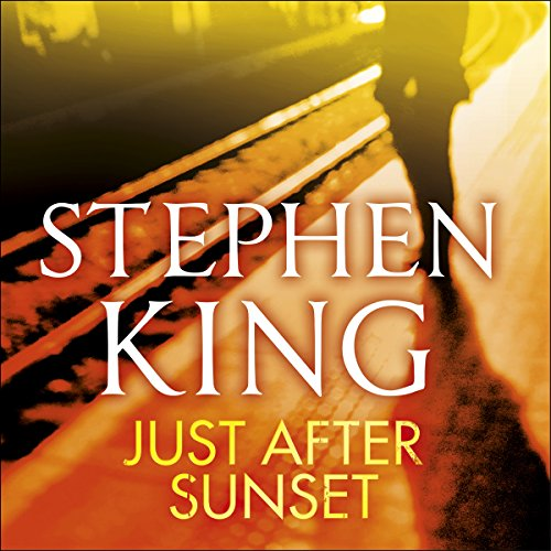 Just After Sunset cover art