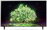 LG OLED48A19LA TV 121 cm (48 Zoll) OLED Fernseher (4K Cinema HDR, 60 Hz, Smart TV) [Modelljahr 2021]
