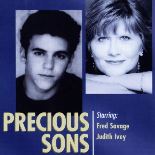 Precious Sons audiobook cover art