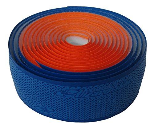 Lizard Skins li9911. 'coo-Schleifenband Vorbau Fahrrad Unisex Erwachsene, Blau Cobalt/Orange, 2,5mm