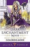 Dark Enchantment Minis - Pocket Sized Fantasy Art Coloring Book