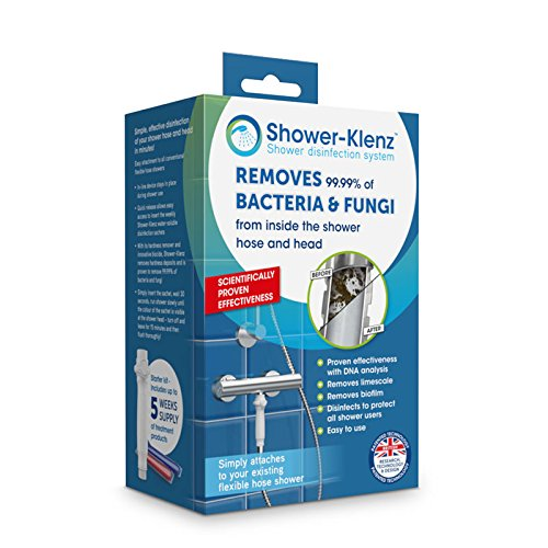 Klenz Shower in a Towel White