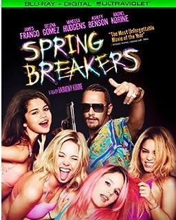 Spring Breakers  Blu-ray Importado