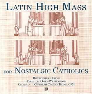 latin high mass