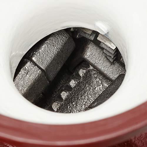 カリタKalitaコーヒーミルダイヤミルレッドN#42137