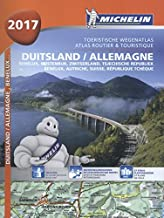 ALLEMAGNE / AUTRICHE / BENELUX / DUITSLAND / OOSTENRIJK 22462 ATLAS MICHELIN 2017