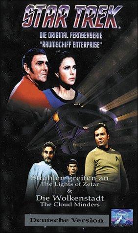 Star Trek - Raumschiff Enterprise 26: Strahlen greifen an/Die Wolkenstadt