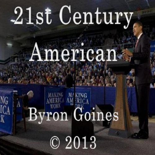 21st Century American audiobook cover art
