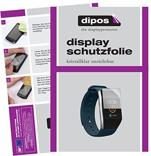 dipos I 6X Schutzfolie klar kompatibel mit Wiko WiMATE Prime Folie Bildschirmschutzfolie