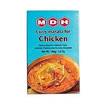 MDH チキンカレーマサラ 100g 1箱 Chicken curry masala