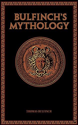 Bulfinch's Mythology (Leather-bound Classics)