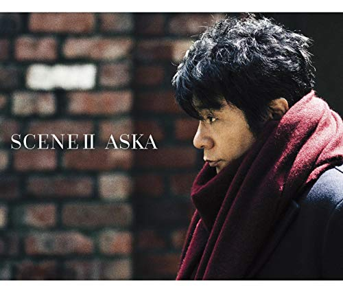 [Album]SCENEⅡ -Remix ver. – ASKA[FLAC + MP3]