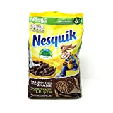 Nestle Nesquik Chocolate Breakfast Cereal, Imported from Europe, 500g/17.64oz