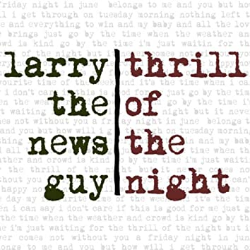 Thrill Of The Night