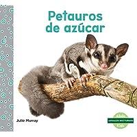 Petauros de Azúcar (Sugar Gliders) (Animales nocturnos/ Nocturnal Animals)