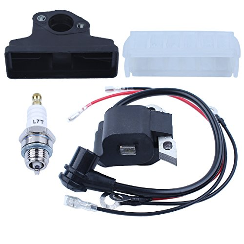 Haishine Zündspule Magneto Luftfilter Zündkerzen Kit für STIHL 021 023 025 MS210 MS230 MS250 Kettensäge Ersatzteile