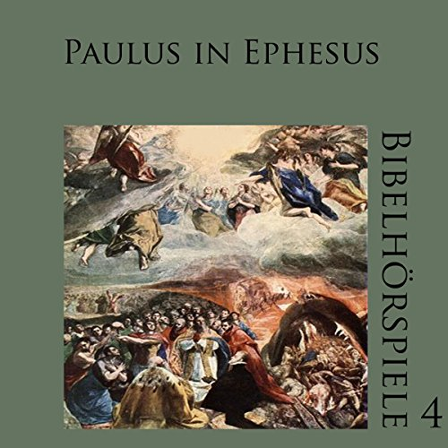 Paulus in Ephesus audiobook cover art