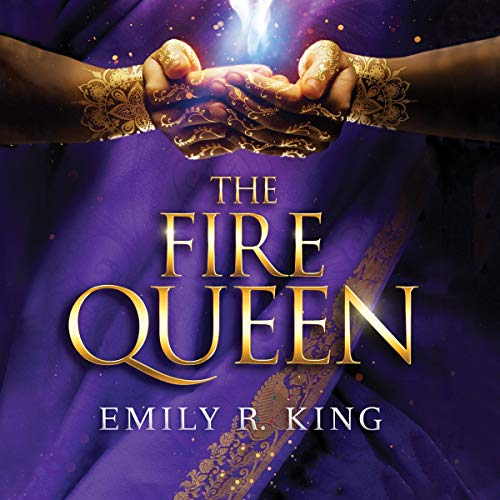 The Fire Queen  By  cover art