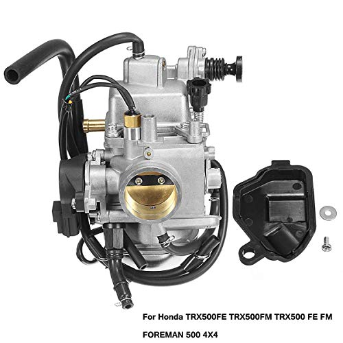 Carburetor Carb For Honda TRX500FE TRX500FM TRX500FE ATV Foreman RUBICON 500 4X4 2005-2014