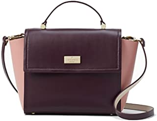 Kate Spade New York Arbour hill Charline Crossbody (soft aubergine/rose frost/pumice)