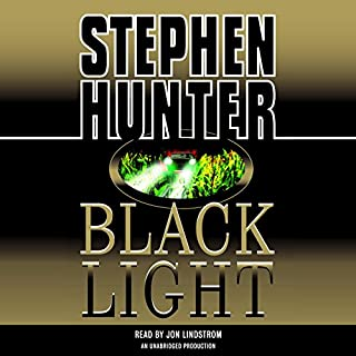 Black Light audiobook cover art