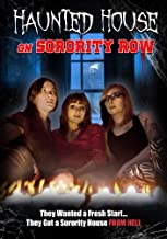 Haunted House On Sorority Row by Erin R. Ryan